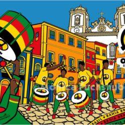 ARTIGO: Há 41 anos, o Olodum transformo o Pelourinho e tornou-se um emblema da cultura baiana