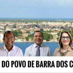 EM DEFESA DO POVO DE BARRA DOS COQUEIROS (Manifesto dos partidos e pré-candidatos da oposição)