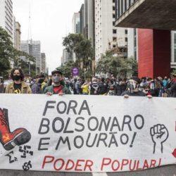 07/08: Dia de Luta contra o Governo Bolsonaro/Mourão