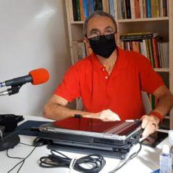 A VOZ DO POVO: ClaudOmir Herzog fala e alcança 5 mil ouvintes diários pelas web's rádios Pomonga, Serigy e Voz do São Francisco