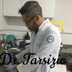 TARSIZIO SANTOS: Novo Doutor em Saúde e Meio Ambiente