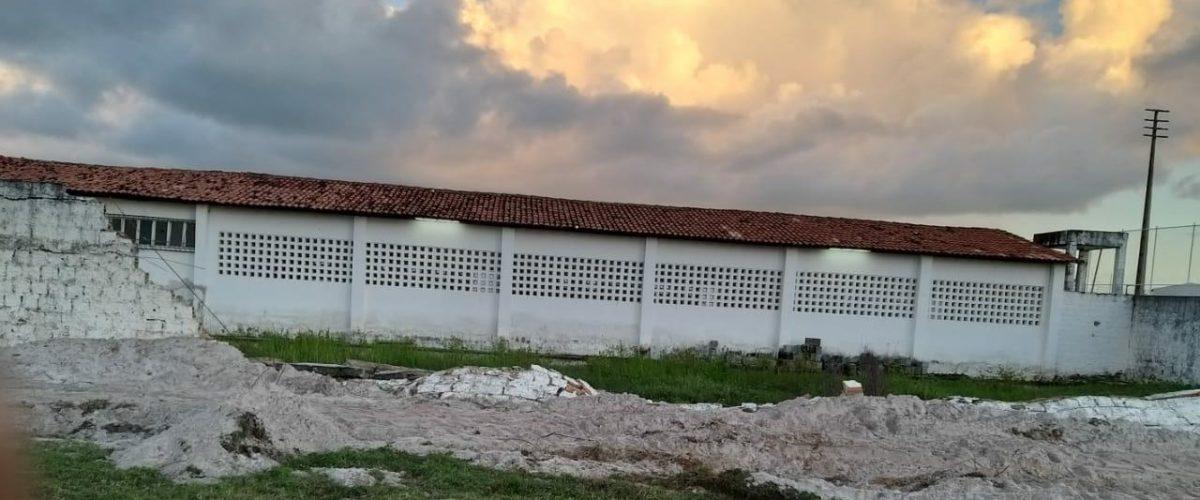 Escolas de Pirambu sofrem com estrutura precária e alimentação de baixa qualidade