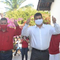 MDB realiza convenção partidária em Pirambu; Niltinho é lançado como candidato a prefeito