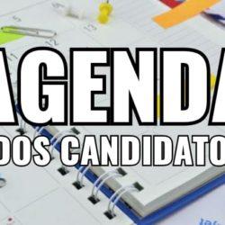 Anote aí: Agenda dos candidatos a prefeito de Japaratuba
