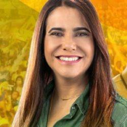 É hoje: Lara Moura participará de bate-papo no povoado Forges