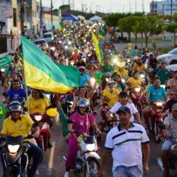 """Surpreendente: """"O povo toma à frente de forma soberana e corajosa"""", diz Luciano Nascimento"""