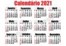 Calendário Escolar: Ano Letivo 2021 da rede estadual começa em 22 de março