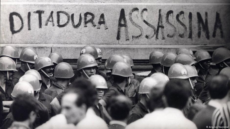 Ditadura e golpismo nunca mais!