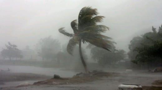 Crônica: Tempestade
